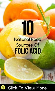 Folic Acid, also known as folate plays a vital role in your diet. Want to know what are the foods high in folic acid? Here we list out top folic acid foods Healthy Life, Healthy Snacks, Healthy Living, Healthy Recipes, Folic Acid Foods, Apple Cider Vinegar Diet, Health Diet, Health Facts, Natural Health