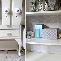 Seidenfeins Blog Vom Schnen Landleben DIY Eine Alte IKEA Vitrine Umbauen Wohnzimmer