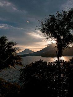 Lembeh sunset, Sulawesi, Indonesia
