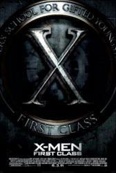 X-Men: First Class movie poster (2011) original one-sheet Only $14.99