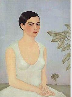 Frida Kahlo  Portrait of Christina