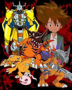 Digimon Adventure Digidestined: Tai