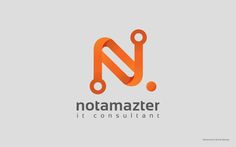 Notamazter visual identity by Ihsan Farhan
