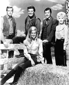 the big valley tv show | The Big Valley - Cast - Sitcoms Online Photo Galleries