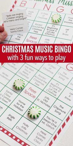 Christmas Bingo Game, Funny Christmas Games, Christmas Games For Family, Holiday Games, Christmas Printables, Christmas Humor, Holiday Parties, Xmas Party, Holiday Ideas