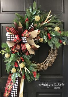 holiday christmas antler wreath - HD 2427×3453