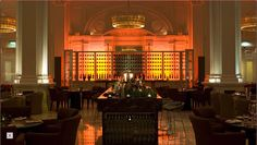 Ristorante e Lounge Bar dell'Hotel Andaz Liverpool - L'ampia scelta gastronomica offerta dall'hotel e' in grado di soddisfare ogni gusto, con cinque ristoranti e cinque bar nell'hotel. Dal te' pomeridiano all'elegante ristorante di pesce, passando per la tradizionale cucina giapponese all'alta cucina del nuovo ristorante 1901.