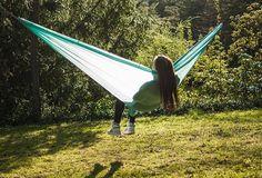Attraktiv #hammock #hängematte #frühling #spring #