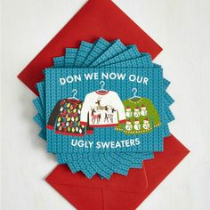 16 Sassy Christmas Cards to Send to Your Frenemy | Brit + Co