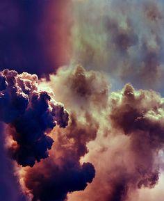 torrential skies...