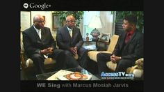 We Sing with Marcus Mosiah Jarvis - 11/2/2014 Watch it - Like it - Share it - www.AccessTV.org - Hartford's Grassroots Television Network. Your Community Television Alternative. We are a source of local news, entertainment and information targeting Hartford Connecticut.