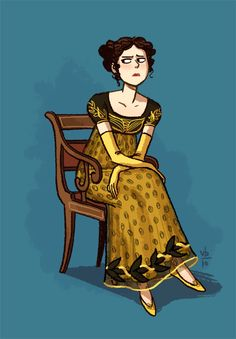 Another from Vera B's Draw This Dress tumblr. This image is pretty much how I picture one of the characters in my Trashy Romance.