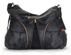 SKIP*HOP Versa Nappy Bag - Black  #pregolipregnancy