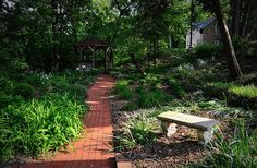 Nine great ideas for creating a beautiful, low-cost, low-maintenance outdoor living space.