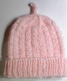 """FREE KNIT PREEMIE & NEWBORN PATTERNS:    HATS, BOOTIES & MITTENS    """"Click on the caption to see the patterns """"     http..."""