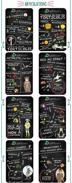 recette anti-douleurs - articulations