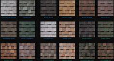 Best Asphalt Roof Shingles Colors Roofing Shingles Roof 400 x 300