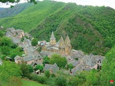 Conques | Les plus beaux villages de France - Site officiel