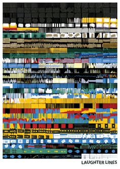 Visualising sound by Suzana Basic, via Behance Graphic Design Tips, Graphic Design Posters, Experimental Music, Piano, Partition, Sound & Vision, Glitch Art, Pattern Images, Sound Design