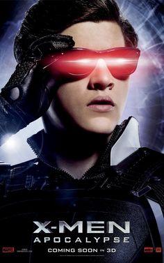 X-Men: Apocalypse - Tye Sheridan as Cyclops