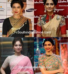 celebrity_blouse_designs