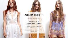 Alberta Ferretti Fall/Winter 2015 Fashion Show - http://www.bestfashionweek.com/fashionweek/alberta-ferretti-fallwinter-2015-fashion-show.html -