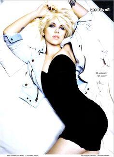 Scarlett Johansson Photo shoot | scarlett johansson scandal: scarlett johansson photo shoot pic 3