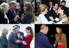 Carlos de Inglaterra ha representado a su país en multitud de ocasiones y por todo el mundo