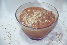 A Culinária e Eu ...: Mousse de Chocolate Com Mascarpone