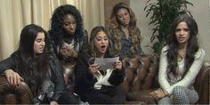 Fifth Harmony take the 'Boss' British accent challenge -Sugarscape.com