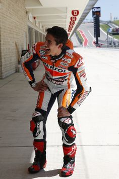 The man. Marc Marquez.