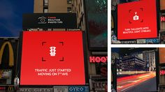 Canon's Digital Billboards Help New Yorkers Take the Perfect Instagram Picture | Adweek