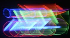 https://flic.kr/p/Rde8dx | glow stick art | glow stick art