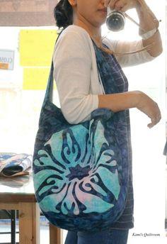 십년도 넘은 하와이언 가방