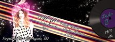 Lado B #02 - capa de evento para Facebook