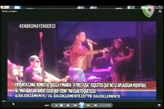 En El Gizzo Se Habla Del Quille Y El Boche De Romeo Santos Al Público En El Concierto De Punta Cana