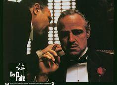 The Godfather, 1972. German lobby card, www.das-kinoplakat.de