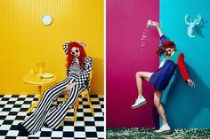Hyper Colored & Eccentric Scenes – Fubiz Media