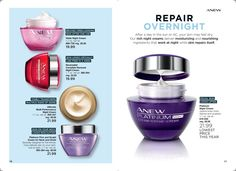 Avon Anew Products: BEST Skin Care by Age for Wrinkles