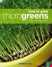 How to grow Micro Greens. Delicious for sandwiches, salads, garnishes, AND great supplemental feed or treats for your Chickens-especially in winter when they can't forage.