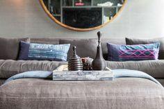 Дизайн интерьера: эклектичная квартира в богемном районе Нью-Йорка