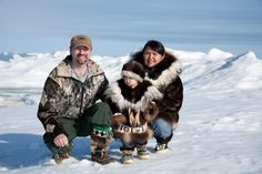 All my hunting, my wife turned into warm clothing, for the whole family!  Photo by Yves Brower