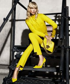 See All the Photos From Versace's Fall 2015 Campaign - Fashion Gone Rogue