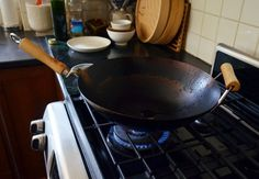 How to Clean a Carbon Steel Wok