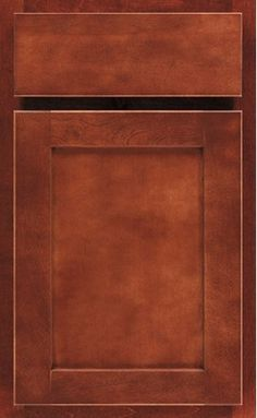 Aristokraft By Masterbrand Benton Birch In Rouge Level Shaker Style Cabinet Doors