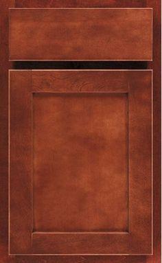 Aristokraft By Masterbrand Benton Birch In Rouge Level 2