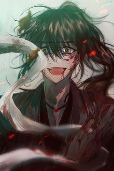 Anime Art Girl, Anime Guys, Manga Anime, Dibujos Cute, Boy Art, Fujoshi, Animes Wallpapers, Yandere, Chinese Art