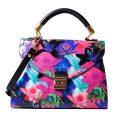 Tote bag super flower