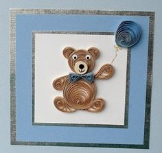 Quilled Bear