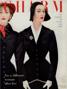 1950s Fashion Magazine for working Women